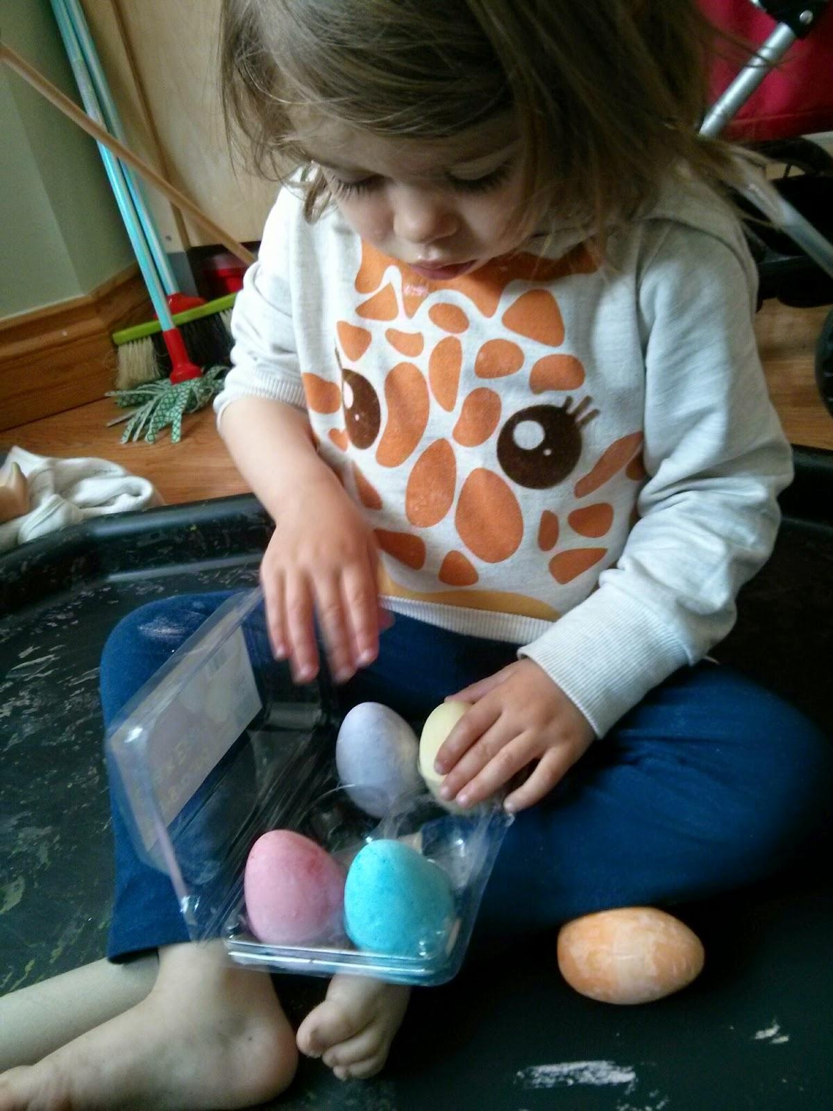Egg Chalk