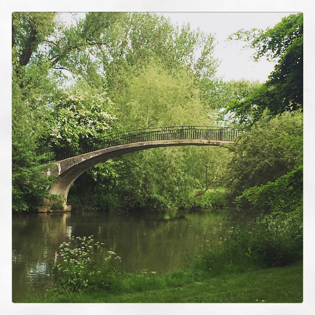 Rainbow Bridge Oxford http://researchandramblings.blogspot.com