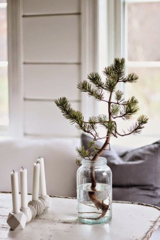 A touch of scandinavian christmas decorating inspiration my scandinavian home bloglovin Scandi decor inspiration