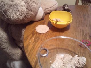 porridge playdoe