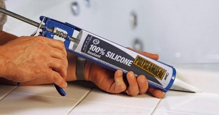 Punto sanitario manchas y suciedad en las juntas de los - Quitar silicona vieja ...