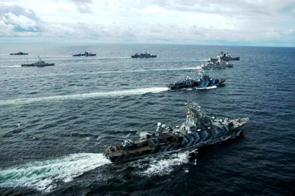 Armada Kapal Perang TNI-AL. PROKIMAL ONLINE Kotabumi Lampung Utara