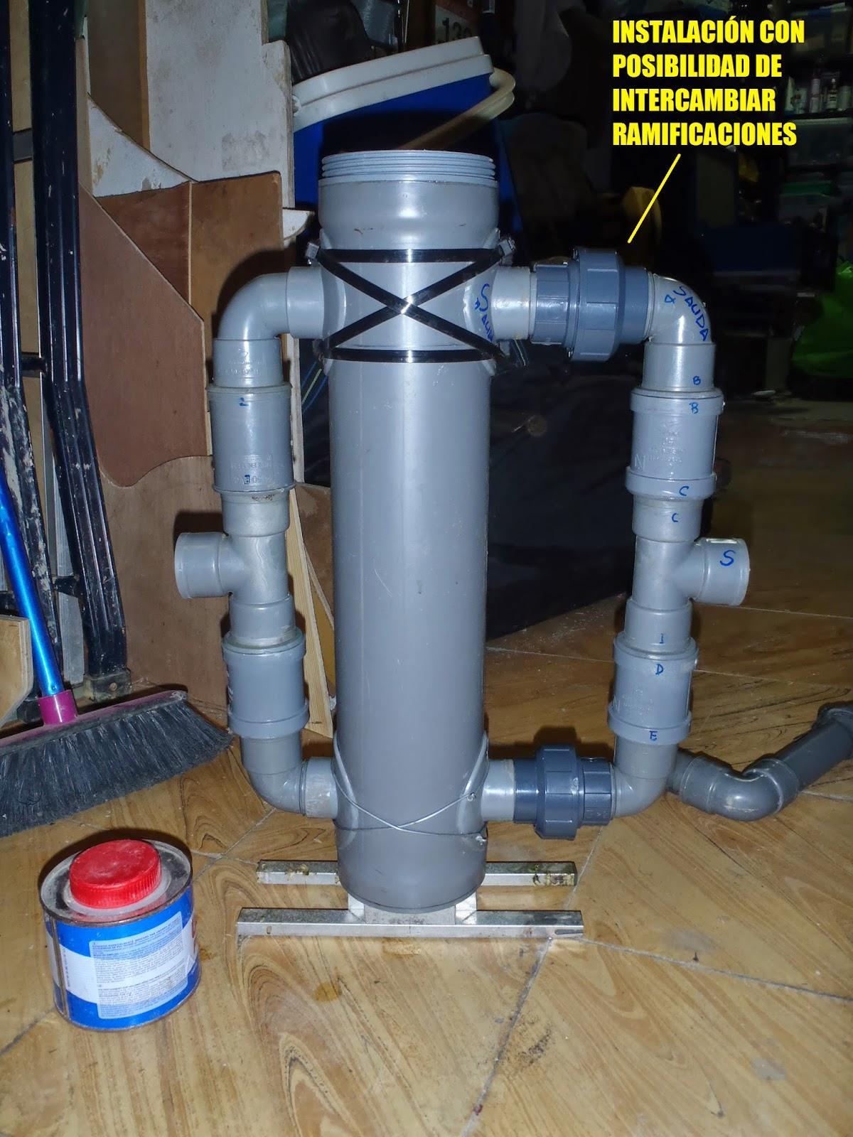Hacer deposito de agua casero