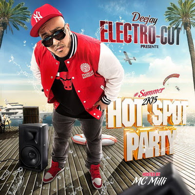Deejay Electro-Cut - Hot Spot Party 2015 (2015)