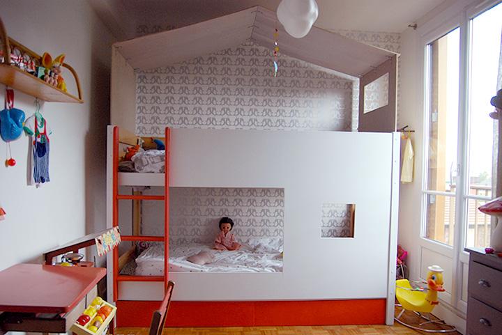 Yrafy z szafy ko domek - Letras para habitaciones infantiles ...