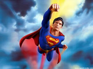 Supermen gak sms-an dijalan