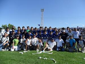 Atlético Regina Campeón Clausura 2011
