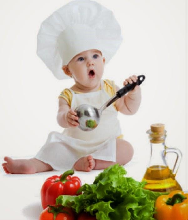 Image de b b cuisinier b b et d coration chambre for Un cuisinier