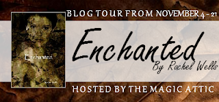 {Giveaway + Review} Enchanted by Rachel Wells (Blog Tour)