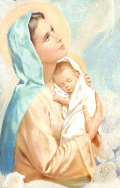 Mãe do Salvador