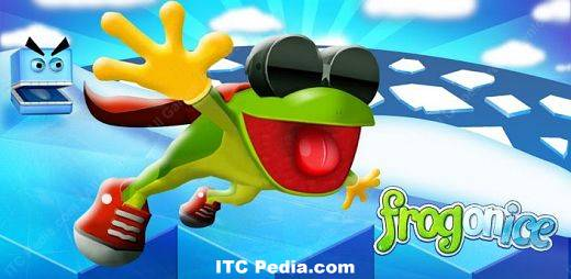 Frog On Ice Android