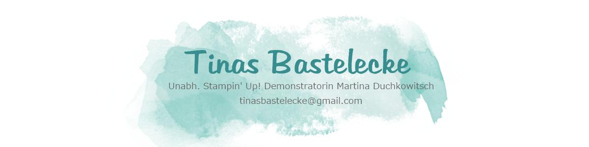 Tinas-Bastelecke - Stampin' Up! Demo Gänserndorf, Niederösterreich, Wien, Mistelbach, Stempeln