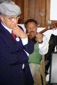 Nelson Fachinelli (Frente) - Fundador da POEBRAS
