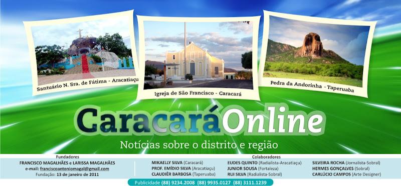 Caracará Online