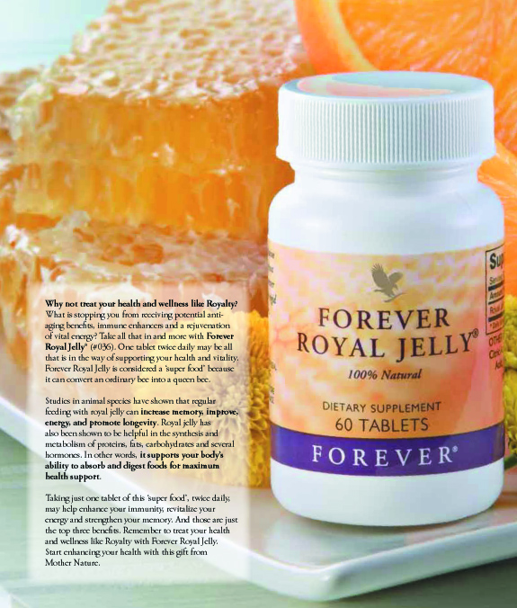 royal jelly vitamins benefits
