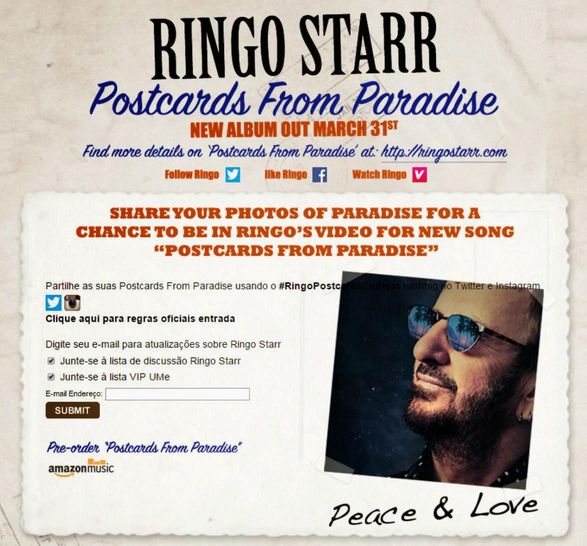 The Beatles Polska: Ringo przygotował niespodzianki dla fanów