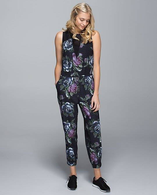 lululemon party onsie jumpsuit