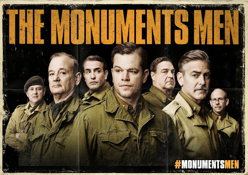 ตัวอย่างหนังใหม่ : The Monuments Men (กองพันฉกขุมทรัพย์โลกสะท้าน) ซับไทย