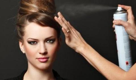 Fungsi Lain Hairspray Selain Merapikan Menata Rambut