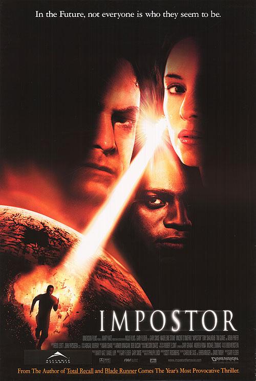 Impostor (2001)/ คนเดือดทะลุจักรวาล 2079 [VCD] [Master]-[พากย์ไทย]