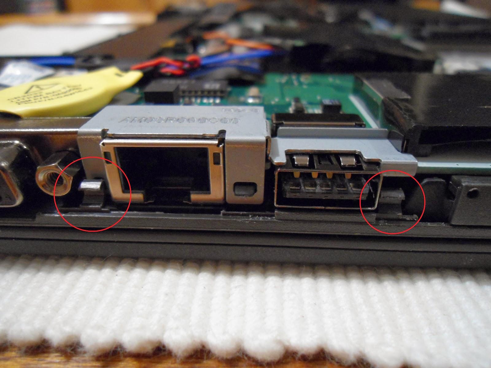 Techwangler  Opening Up The Lenovo Thinkpad T440  T440s