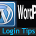 WordPress Login Tips and Hacks