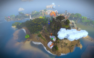 the witness indie game