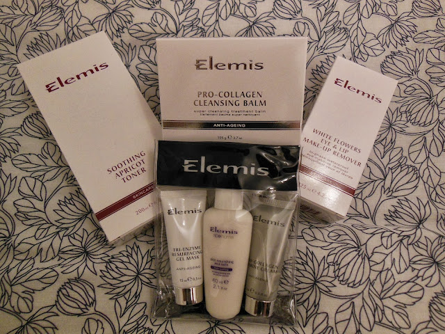 Olympia Beauty 2013 Elemis haul