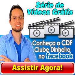 Site CDF- Clube Dinheiro no Facebook
