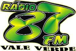 Ouça a VALE VERDE FM de Ceará-Mirim/RN:
