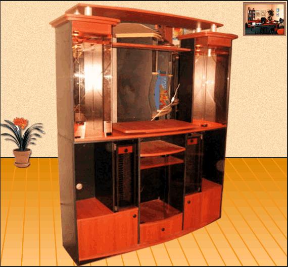 Muebles de melamina geynsu representaciones for Muebles para tv en melamina modernos