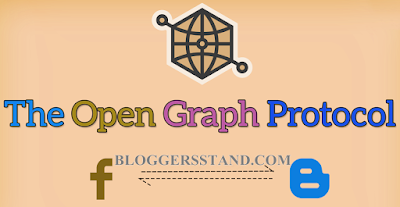 How to use Open Graph Protocol Meta Tags in Blogger blogspot blog