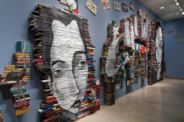 How to Recycle: Recycled Wall Art Designs