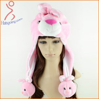 rabbit animal hats