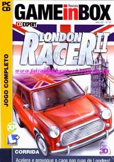 London racer 2 cheats
