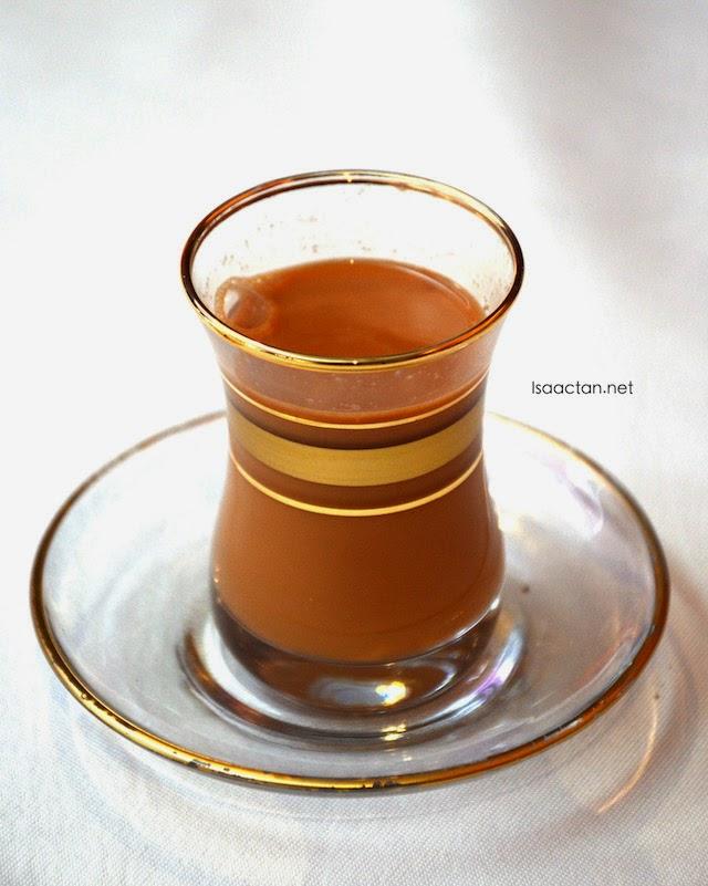 Shahee Mula Ban - RM18/pot , RM7/glass
