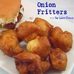 Easy Side Dish: Onion Fritters