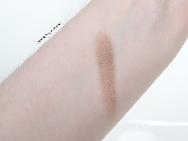 Beauty UK Matte Bronzer Dark Swatch
