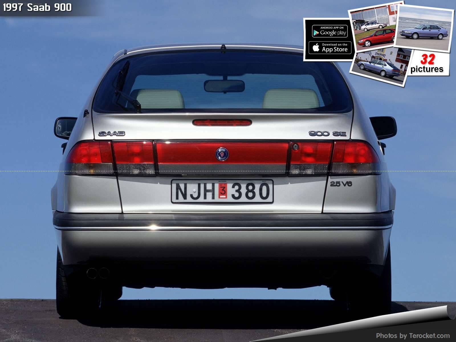 Hình ảnh xe ô tô Saab 9000 1997 & nội ngoại thất