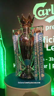 Carlsberg BPL EPL official trophy