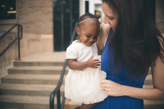 Adoption Finalization - Tess Irene Photography