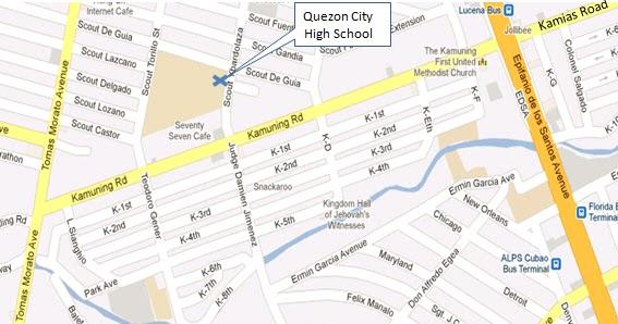 KamuningQCcom Quezon City High School