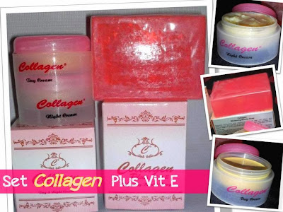 Set Collagen Plus Vitamin E