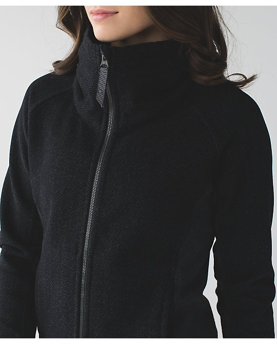 lululemon giant-herringbone-radiant-jacket
