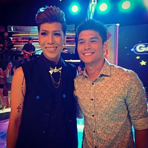 or Juan Carlo De Vera made a special appearance with Gandang Gabi Vice