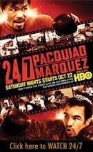 Pacquiao vs Marquez 3 24/7