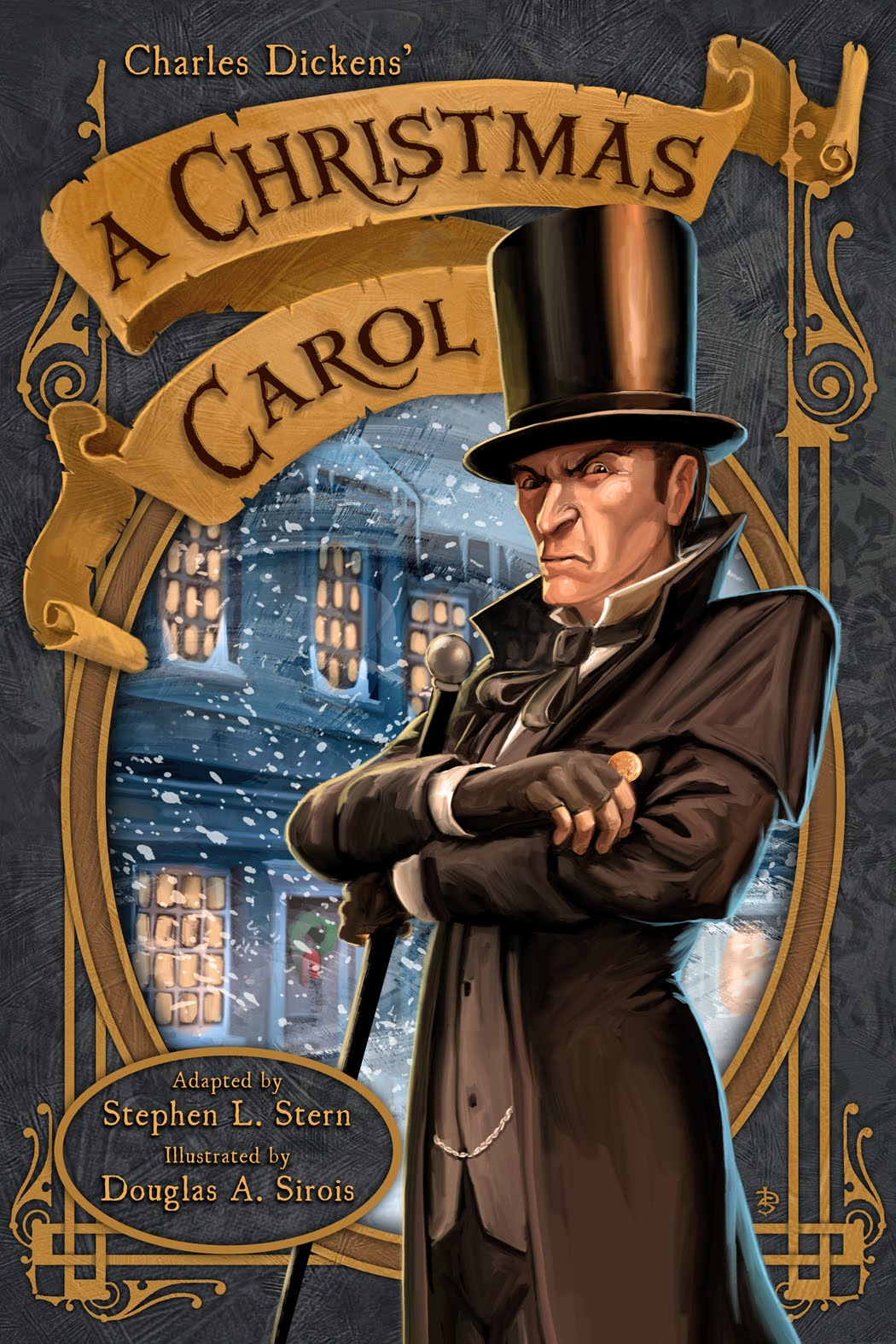 DAS ILLUSTRATION: Charles Dicken's A Christmas Carol by Stern and Sirois