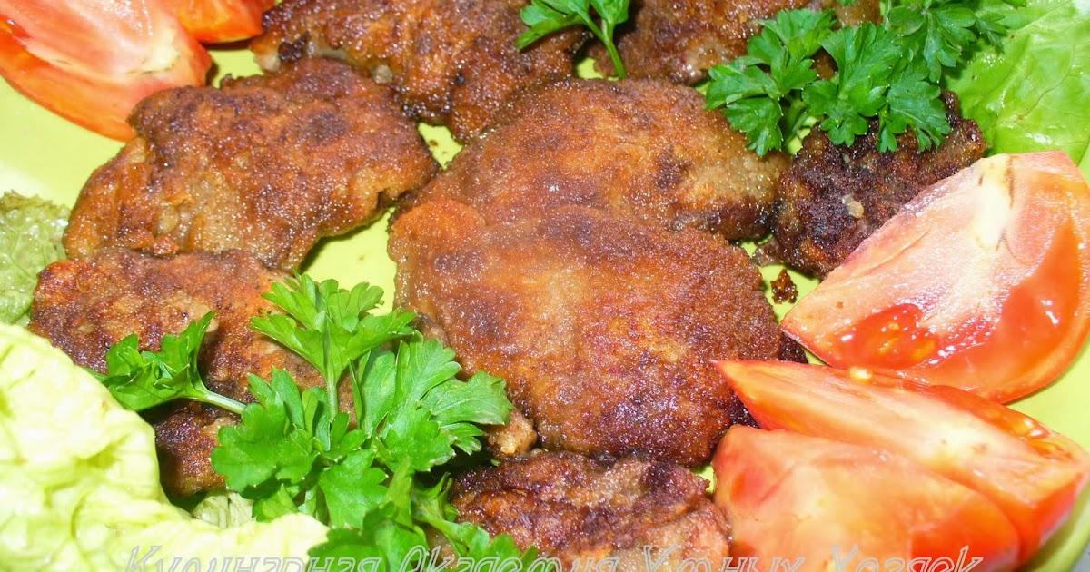 Как приготовить жареную куриную печень