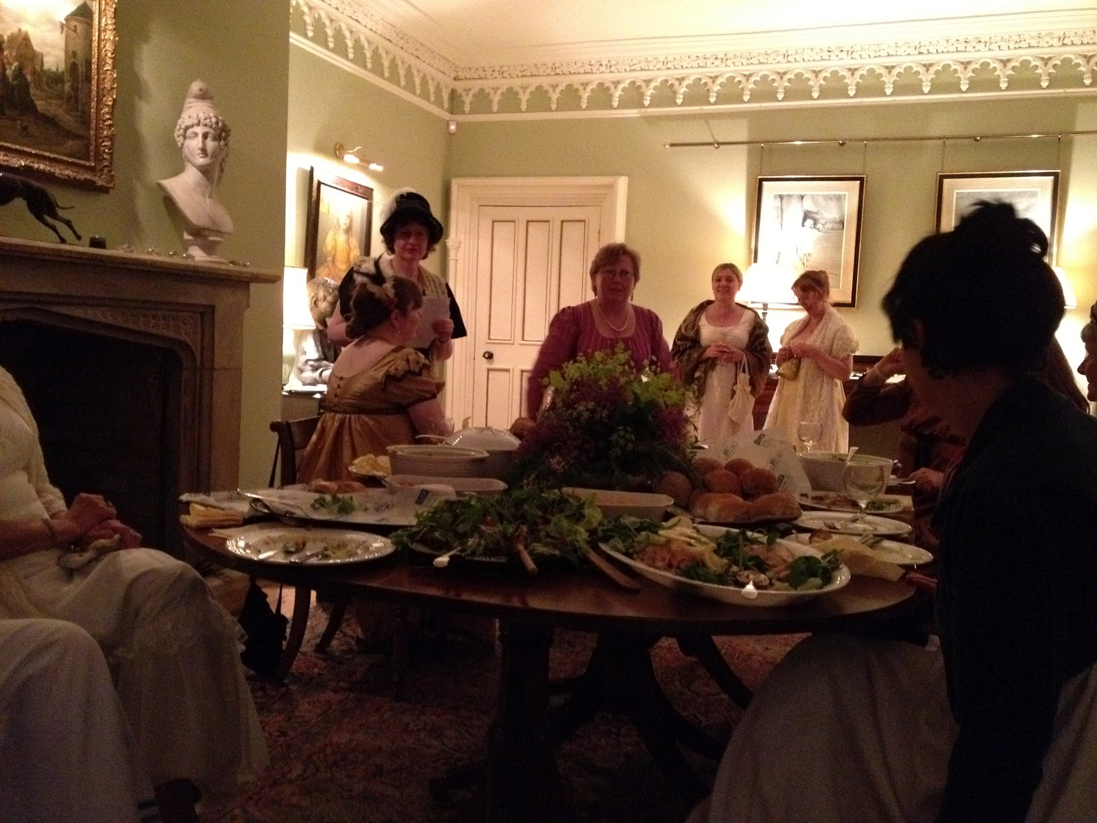 Regency Tea Party: Horcastle Regency Festival 2012 - Part 2