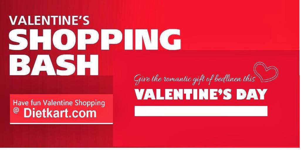 Valentine Gift Shopping - Dietkart.com